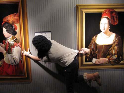 El Museo del Arte de los Trucos, en Odaiba
